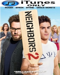 Neighbors 2: Sorority Rising HD iTunes Code