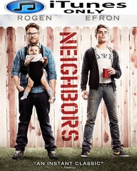 Neighbors iTunes ONLY HD Digital Code