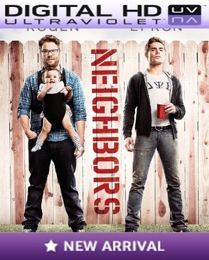 Neighbors Digital HD Ultraviolet UV Code
