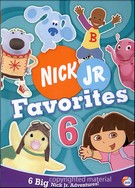 Nick Jr Favorites Volume 6  Nickelodeon