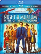 Night At The Museum Battle Of The Smithsonian Blu-ray + DVD (USED)