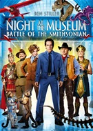 Night At The Museum Battle Of The Smithsonian DVD