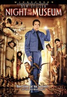 Night At The Museum DVD Movie