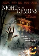 Night Of The Demons DVD Movie (USED)