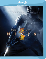 Ninja Blu-ray Movie