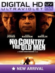 No Country For Old Men HD Digital Ultraviolet UV Code