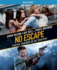 No Escape Blu-ray Single Disc