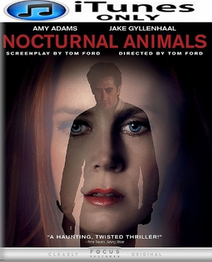 Nocturnal Animals HD iTunes Code (LIMITED SUPPLY)