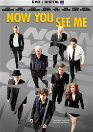 Now You See Me (DVD + Digital Copy)