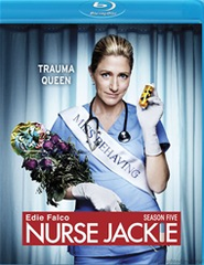 Nurse Jackie  Season Five Blu-ray
