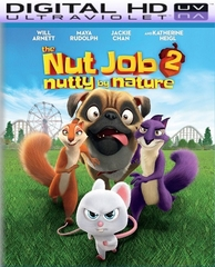 Nut Job 2: Nutty by Nature HD Ultraviolet UV Code