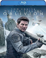 Oblivion Blu-ray Rental (USED)