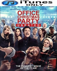 Office Christmas Party HD iTunes Code (LIMITED SUPPLY)