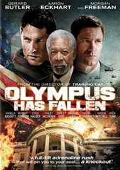 Olympus Has Fallen DVD Movie