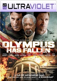 Olympus Has Fallen SD Digital UltraViolet Code