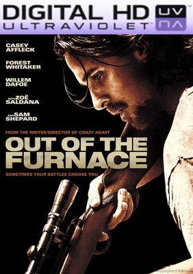 Out Of The Furnace HD Digital Ultraviolet UV Code