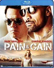 Pain and Gain Blu-ray (ONLY USED)