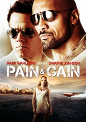 Pain And Gain DVD (USED)