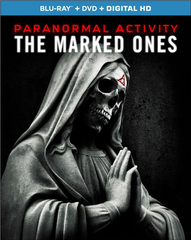 Paranormal Activity The Marked Ones Blu-ray Movie