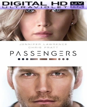 Passengers HD Digital Ultraviolet UV Code