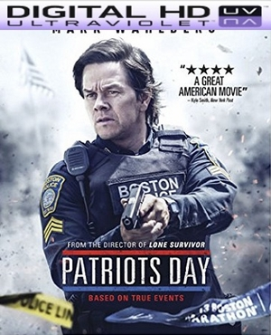 Patriots' Day HD Digital Ultraviolet UV Code