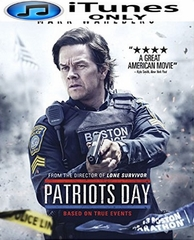 Patriots' Day HD iTunes Code