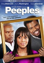 Peeples DVD Movie