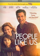 People Like Us DVD  Movie
