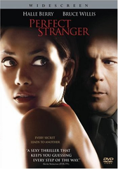 Perfect Stranger DVD Movie