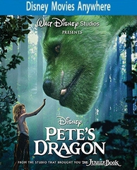 Pete's Dragon HD DMA Disney Movies Anywhere Code, Vudu or iTUNES