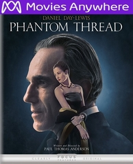 Phantom Thread HD UV or iTunes Code via MA