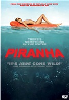 Piranha DVD Movie (USED)