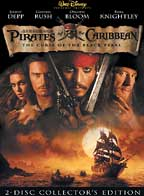 Pirates Of The Caribbean The Curse Of The Black Pearl  (Two-Disc Collector's Edition)