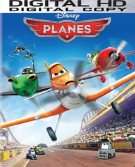 Planes HD Digital Copy Code (VUDU)