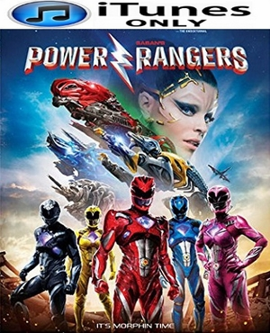Power Rangers HD iTunes Code