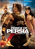 Prince Of Persia The Sands Of Time DVD Movie (USED)