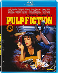 Pulp Fiction Blu-ray Movie