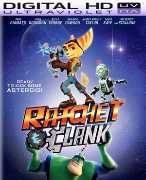 Ratchet & Clank HD Digital Ultraviolet UV Code