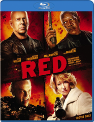 Red Blu-ray Movie