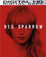 Red Sparrow HD UV or iTunes Code via MA