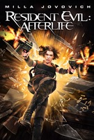 Resident Evil Afterlife DVD (USED)