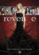 Revenge The Complete First Season DVD