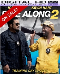 Ride Along 2 HD Digital Ultraviolet UV Code