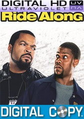 Ride Along HD Ultraviolet UV Code
