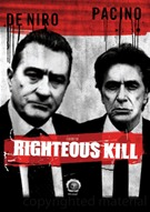 Righteous Kill  DVD Movie