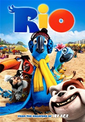 Rio DVD Movie