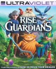 Rise of the Guardians SD Ultraviolet Code