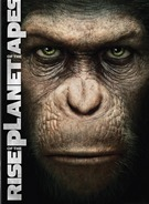 Rise Of The Planet Of The Apes DVD Movie