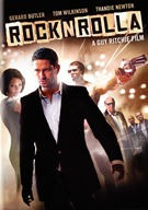 RocknRolla DVD Movie (USED)