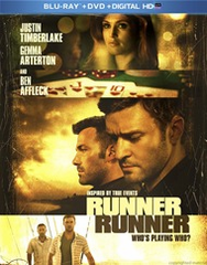 Runner Runner (Blu-ray + DVD + UltraViolet)